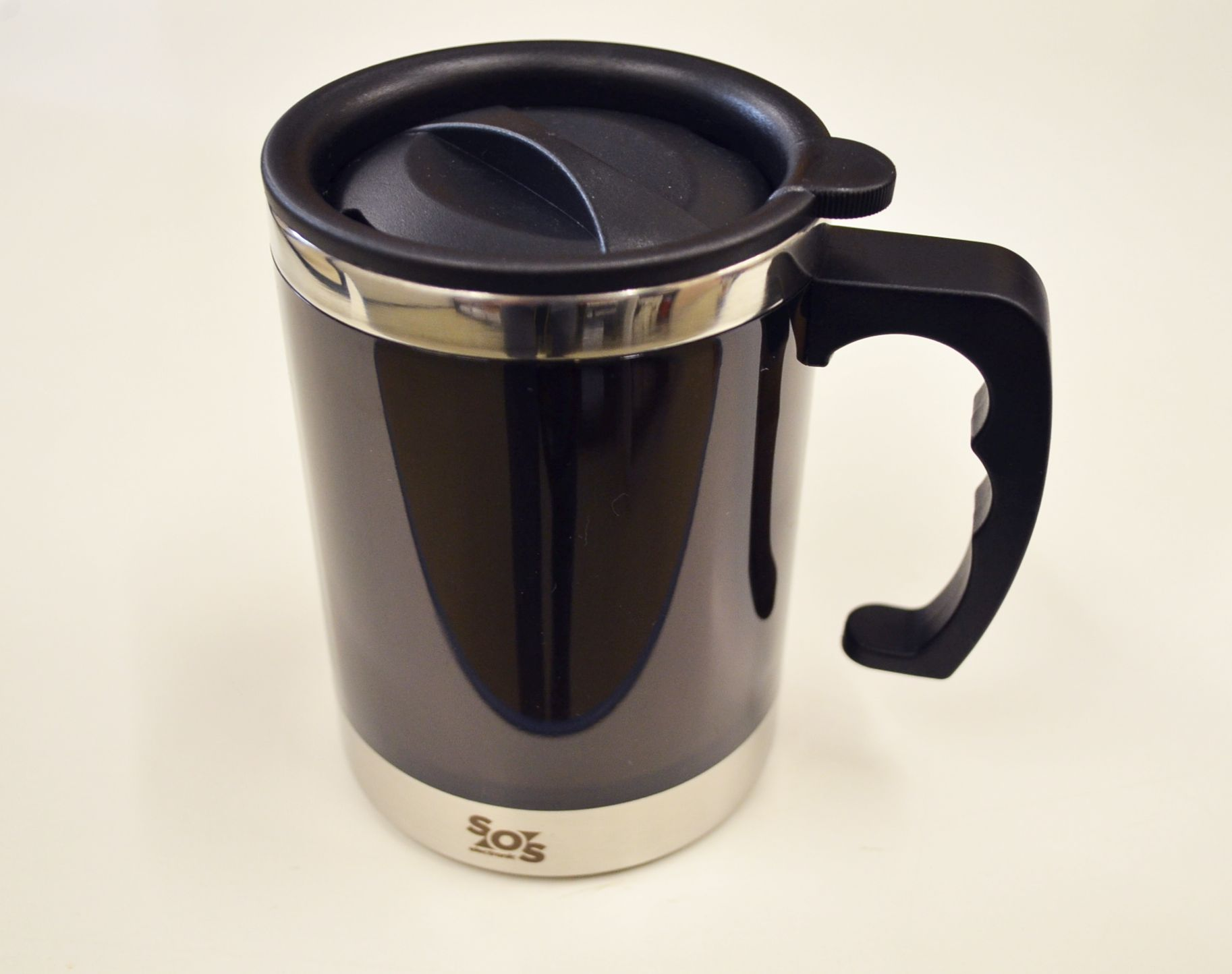 SOS-Thermo Mug 400 ml